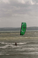 Kite Surfing On the Solent