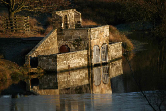 Boathouse at Petworth House